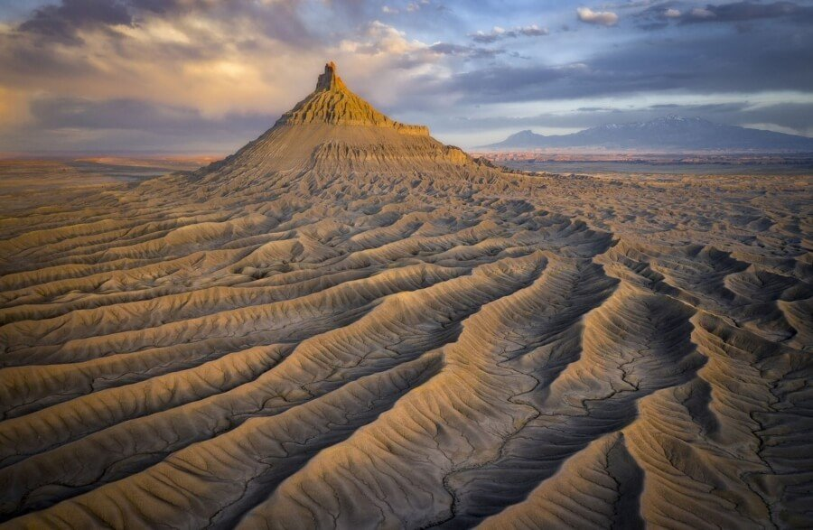 Landscape Photographer presentó a las fotos ganadoras