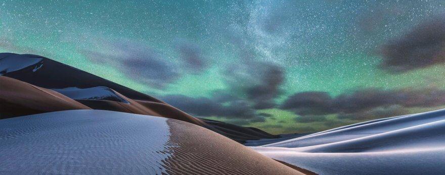 Landscape Photographer presentó sus fotos ganadoras