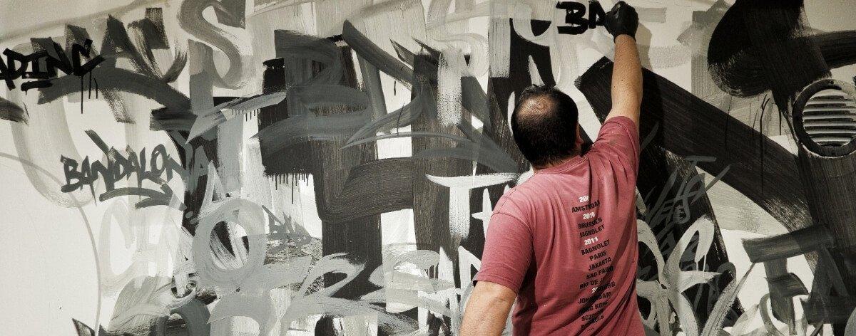 Recién Pintado: las nuevas obras del festival de street art