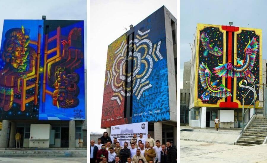 Murales más grandes de todo Michoacán
