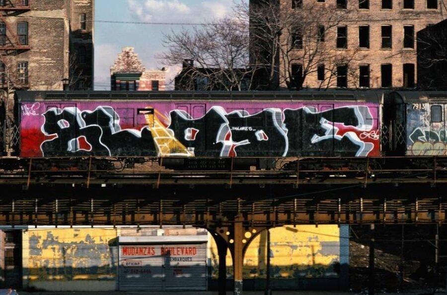 Los pioneros del graffiti que debes conocer