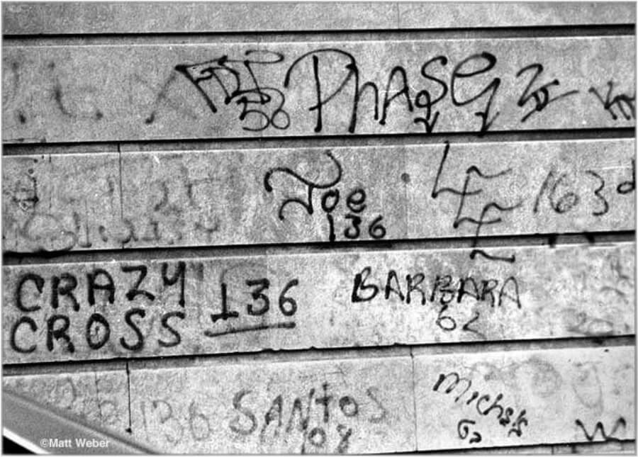 The graffiti pioneers you need to know