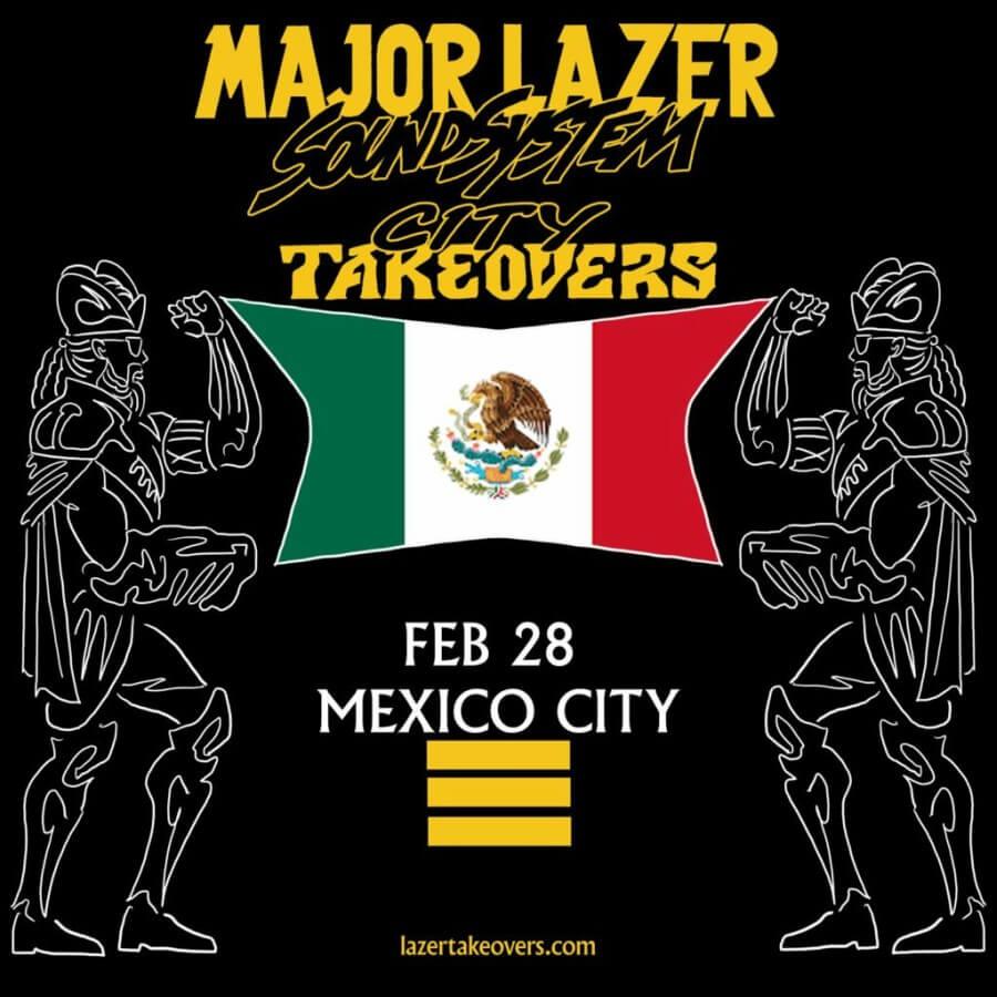 Major Lazer regresa