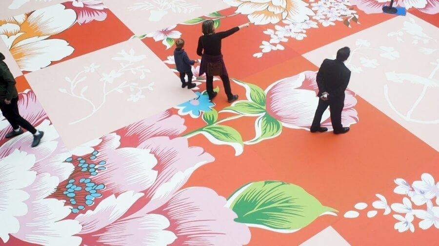 Michael Lin llega con instalación al Museo Jumex