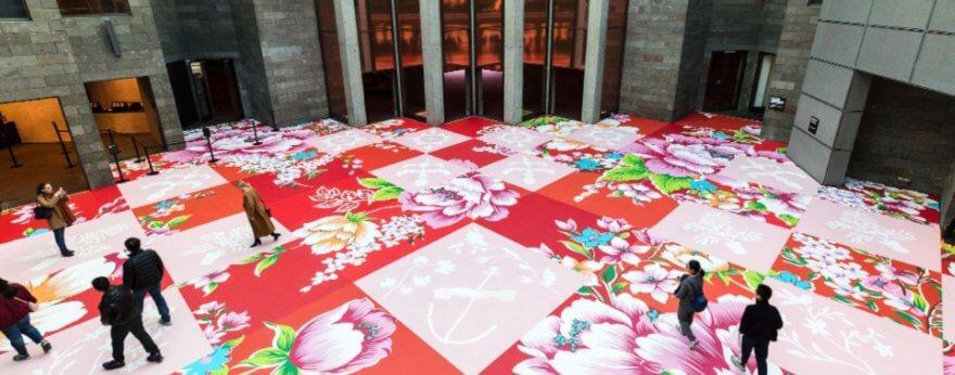 Michael Lin presenta su exposición en el Museo Jumex