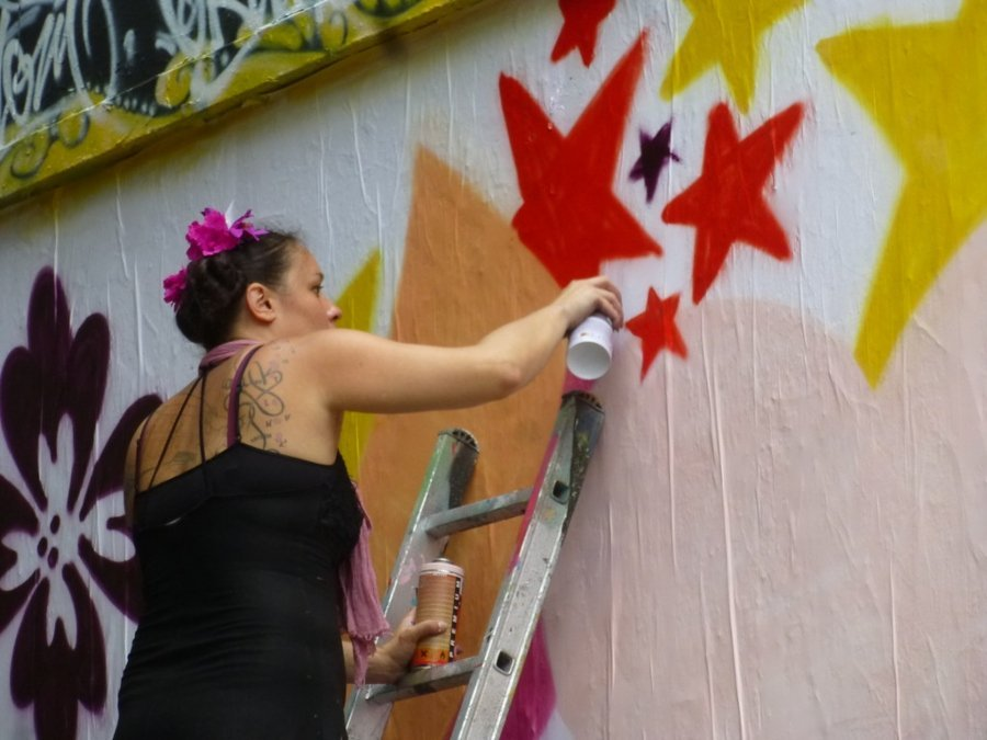 Women in graffiti you should already know