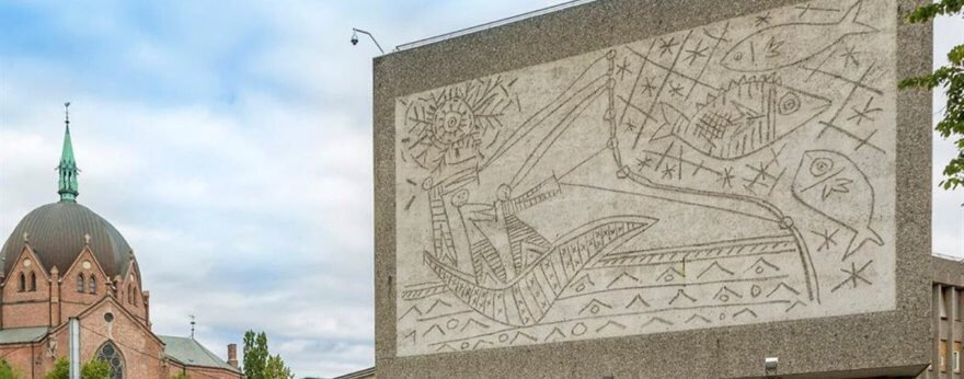 Mural by Picasso and Carl Nesjar will be demolished