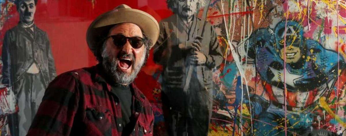 Mr. Brainwash will open a museum in Los Angeles