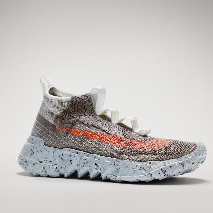 Nike lanzó el modelo Space Hippie