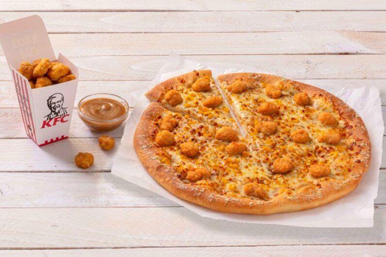 Pizza Hut con KFC