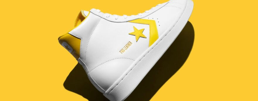 Pro Leather OG Color Blocking, los nuevos Converse