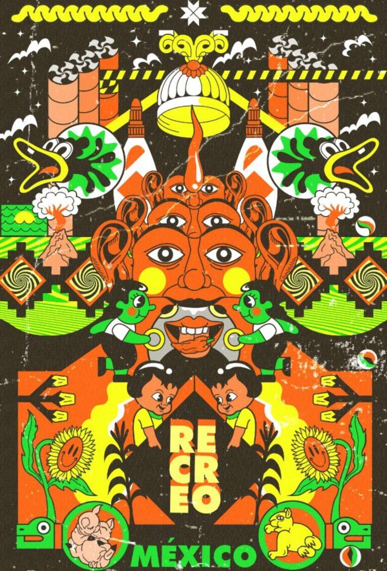 Recreo Festival, el dance floor de Chile en México