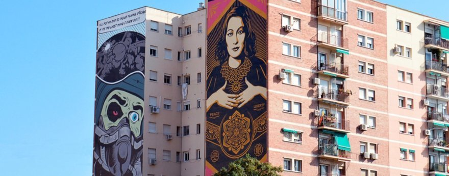 Street Art Málaga, a new way to appreciate the city