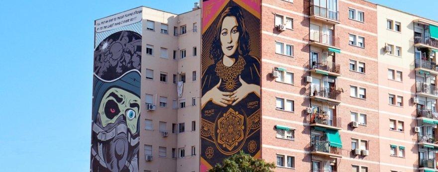 Street Art Málaga, una nueva forma de apreciar la ciudad