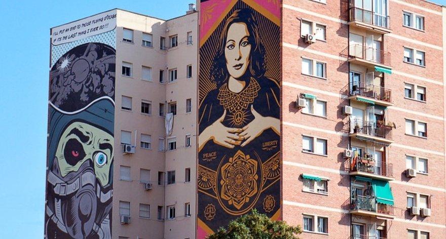 Street Art Málaga, a new way to appreciate the city