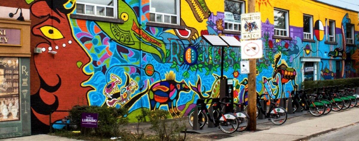 Street Art Toronto llega con los mejores artistas este 2020