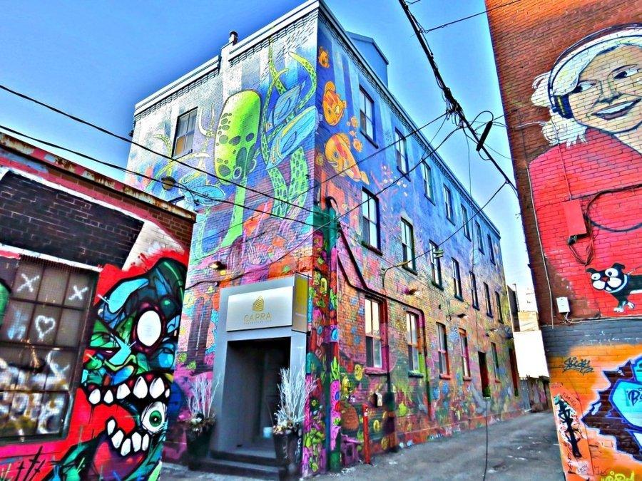 Street Art Toronto llega a Market Gallery
