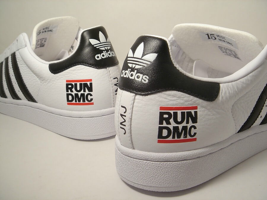 Superstar con Run-DMC