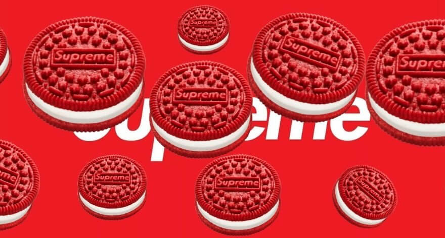 Supreme and Oreo launch their own cookies