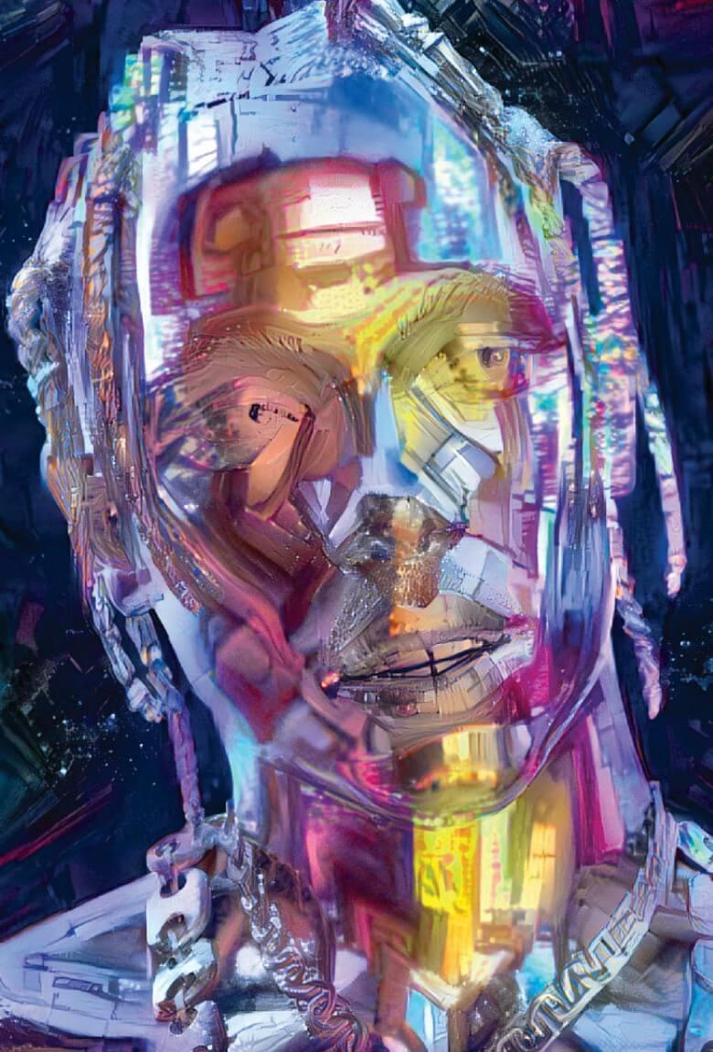 Travisbott, la inteligencia artificial crea su propio Travis Scott