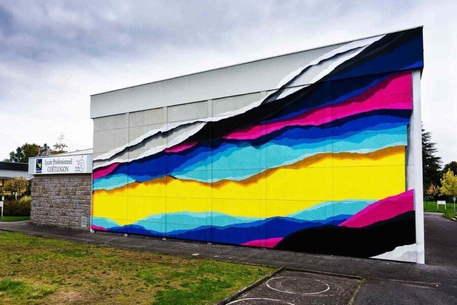 Urbanity Mahou Walls presenta intervenciones de street art