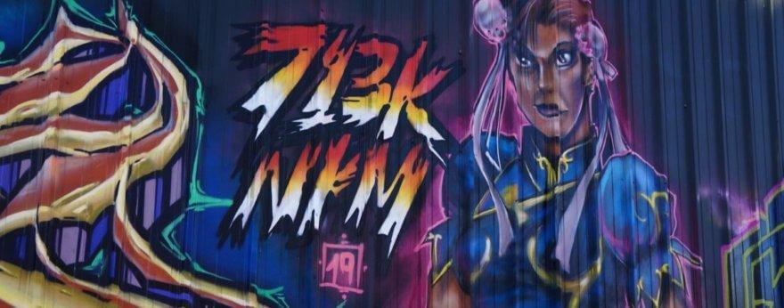 Vagrant HeART, una galería de street art que cierra sus puertas