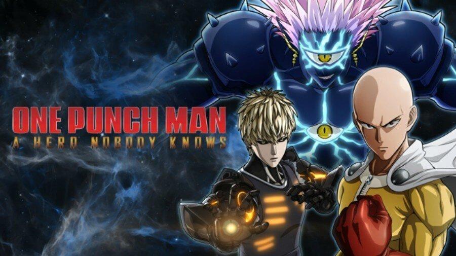 videojuego de One Punch Man