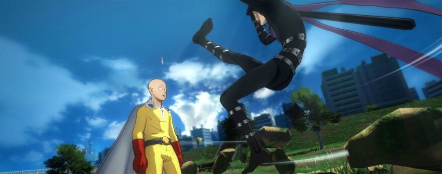 Videojuego de One Punch Man estrena segundo trailer