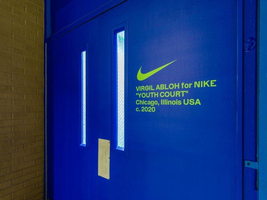 Virgil Abloh y Nike