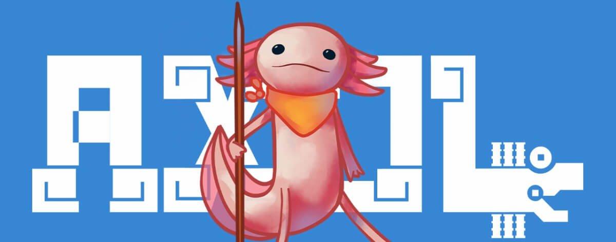 Axol, un videojuego de ajolotes totalmente mexa