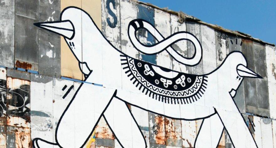 Brothers of Light dejaron nuevo mural en la CDMX