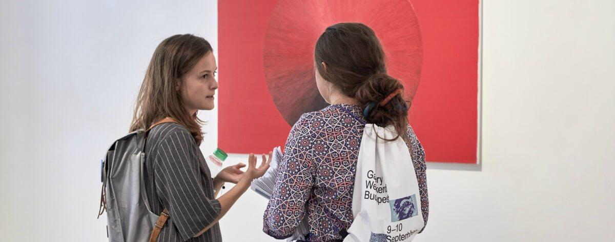 Budapest prepara su sexta edición de Gallery Weekend