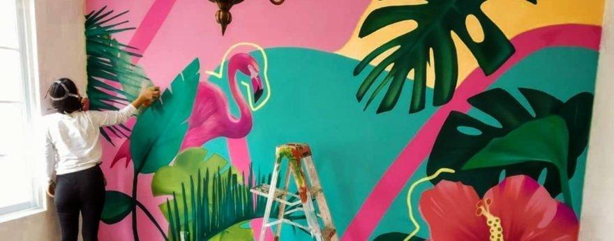 Nueva fecha para ChicasJam: batallas de street art entre artistas mexicanas