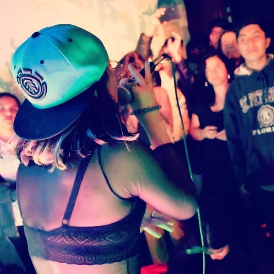 Sangriento presenta batallas de rap y street art