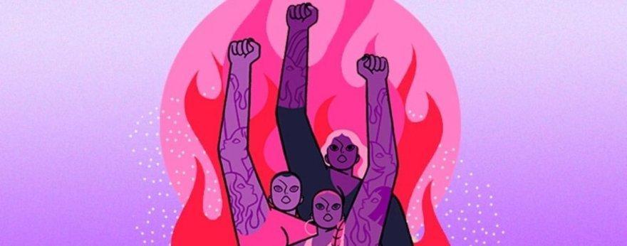 Día Internacional de la Mujer: 8M y 9M en México #UnDíaSinNosotras