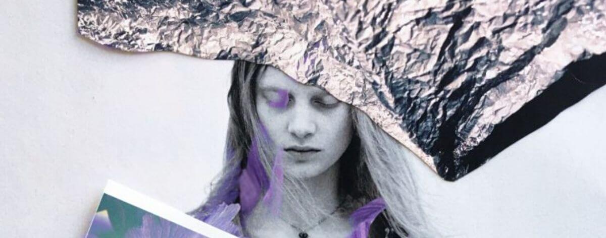 Gema Hewson y sus collages de moda y fotografía