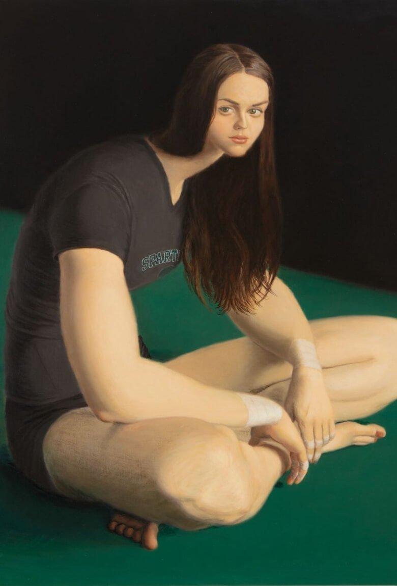 Jansson Stegner plasma el power femenino en su pintura