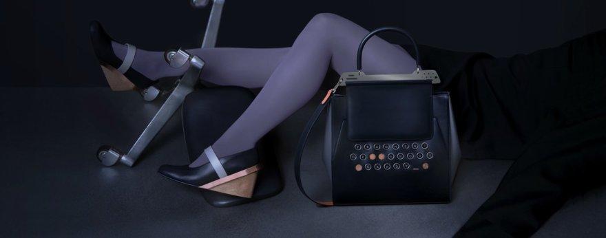 Laboratorio Donà y sus bolsas de taquimecanografía