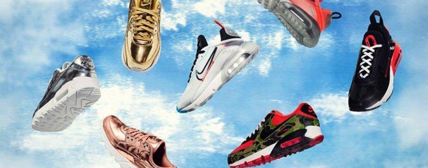 Lanzamientos de Nike Air Max para este 2020