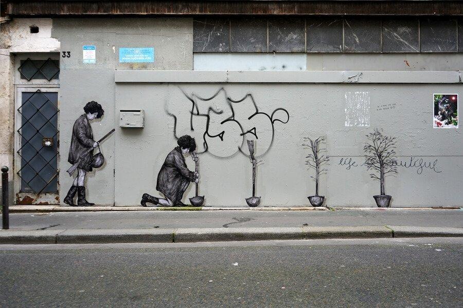 """El artista francés presenta su serie """"Sortilèges"""""""