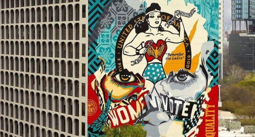 Los mejores murales de marzo 2020 según All City Canvas