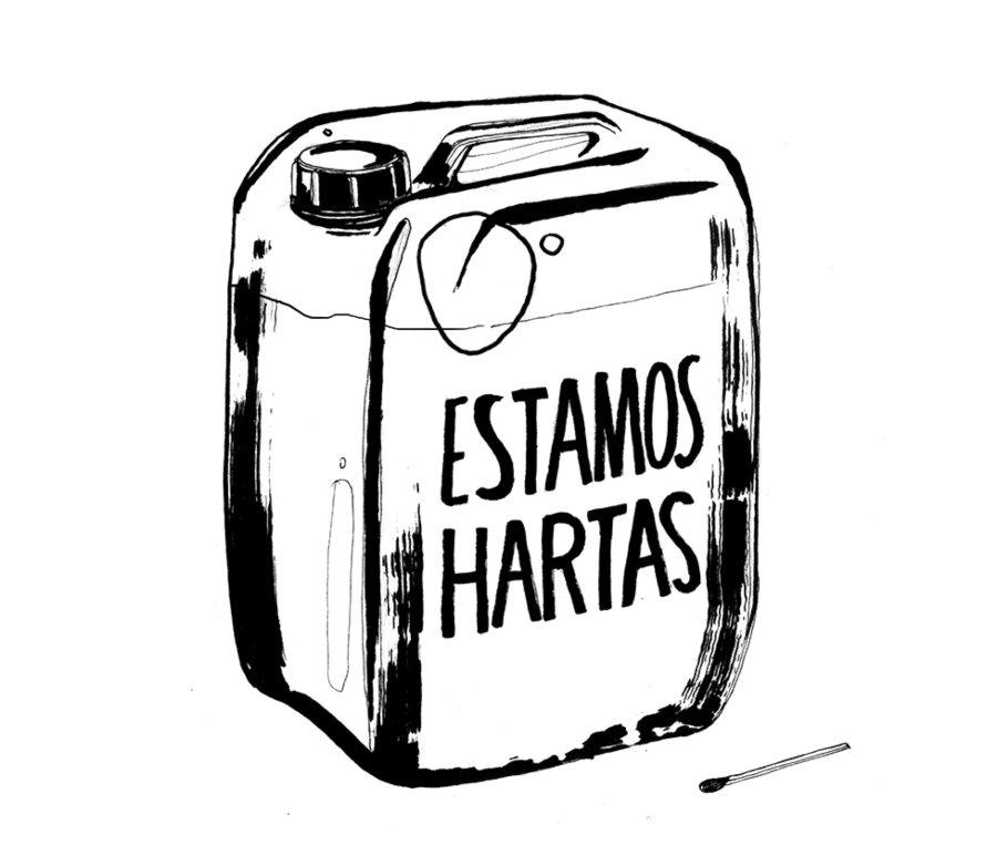 Maldita Carmen: del street art a la ilustración