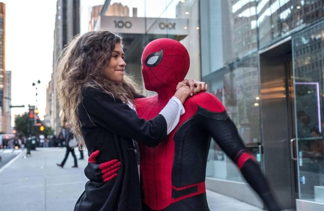 Zendaya en Spider Man 3