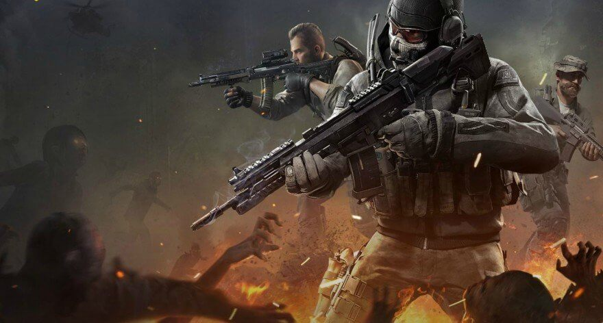 Modo Zombie de Call of Duty Mobile dice adiós