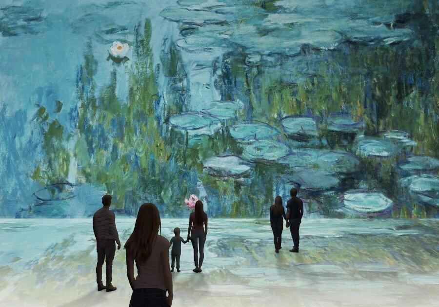 La muestra del artista francés llegará el 1 de mayo