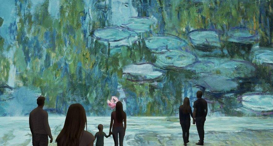 Monet Experience llegará muy pronto a la CDMX