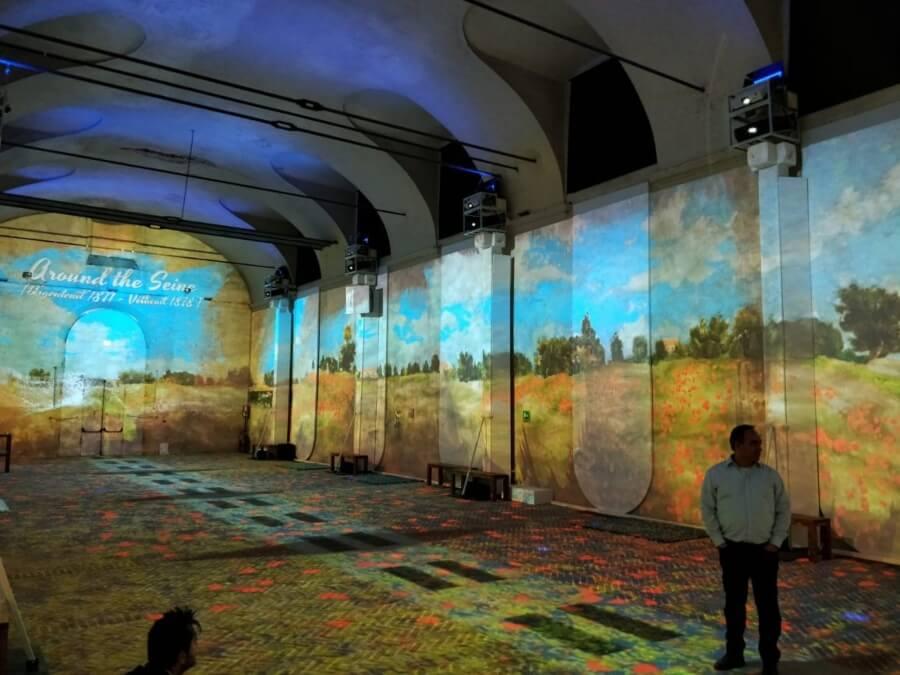 Monet Experience llegará a la CDMX