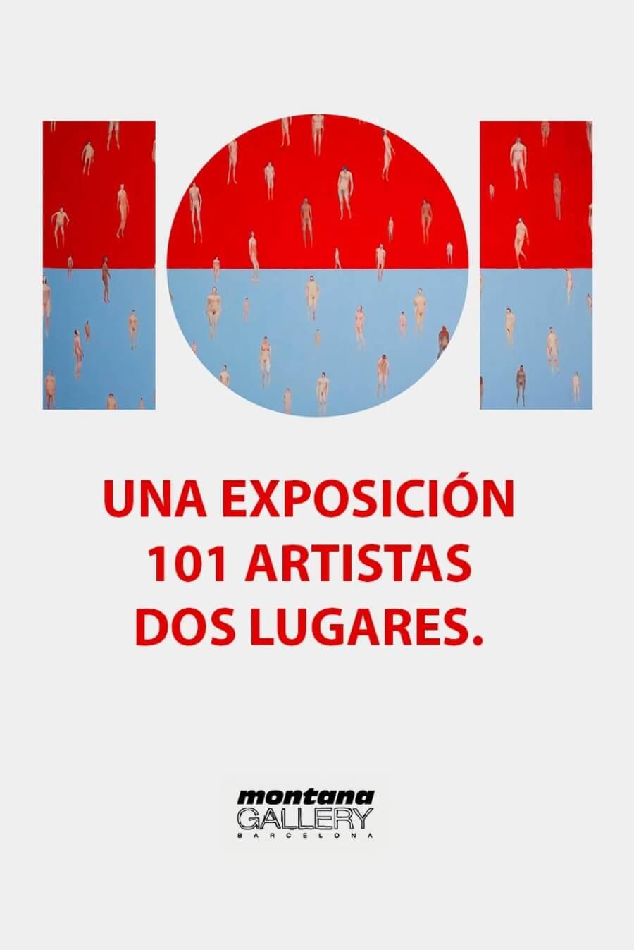 """Montana Gallery presenta exposición """"101"""""""