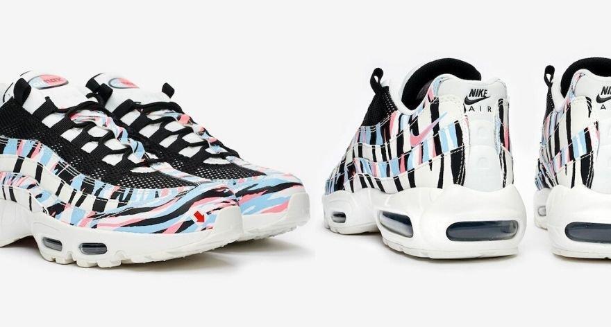 Air Max 95 CTRY «Corea», lo nuevo de Nike