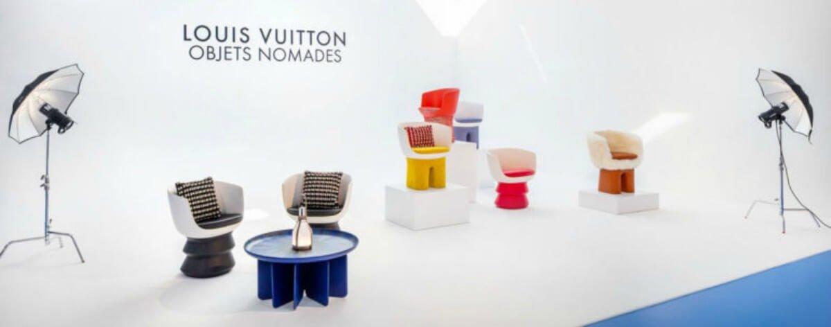 Objets Nomades de Louis Vuitton, su última edición en Los Ángeles